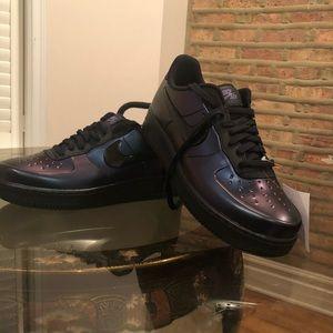 Nike Air Force Ones Foamposite size 9.5 Men